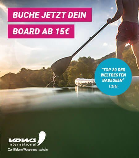 Stand Up Paddling Berlin